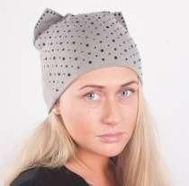 Женская трикотажная шапка мод. 441, в Москве