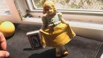 Игрушка немецкая кукла качающаяся, в Саратове