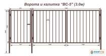 Продам ворота и калитки, в г.Десногорск