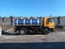Молоковозы объемом до 10 м3 на шасси МАЗ 5340В2, КАМАЗ 53605 (Евро-4), в Нижнем Новгороде