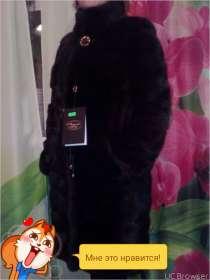 Шуба норковая новая, в Пятигорске