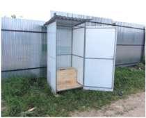 туалет летний, в Воронеже