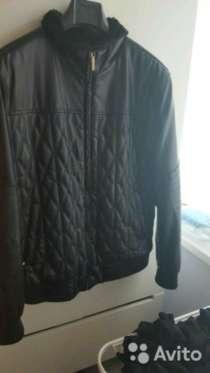 Продается куртка zilli из натуральной экокожи, в Москве