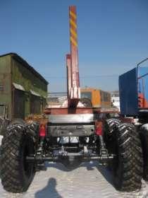 прицеп-роспуск для лесовозного тягача Урал, в Миассе