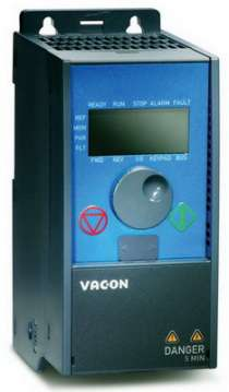 Преобразователь частоты Vacon0010-3L-0006-4+DLRU, в Екатеринбурге