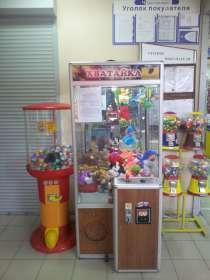 Торговый автомат игрушки жвачки мячи в ваш магазин, в г.Симферополь