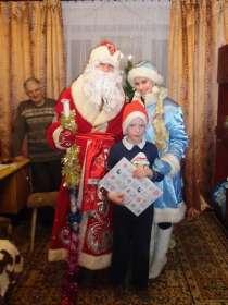 Дед Мороз и Снегурочка, в Туле