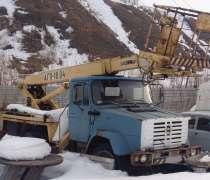 Автовышка телескоп вездеход агп-18.04, в г.Самара