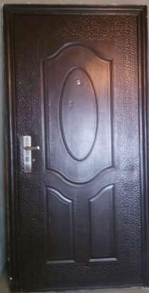 Дверь входная металлическая строительная, в Новосибирске