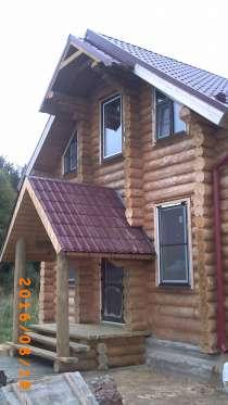 Строительство деревянных домов по старинным технологиям, в Владимире