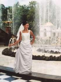 Дорогое и качественное свадебное платье за вменяемые деньги, в Санкт-Петербурге