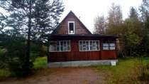 Продам участок с дачей озеро в шаговой доступности, в г.Выборг