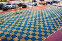 Производство резиновой плитки из крошки, в Коврове