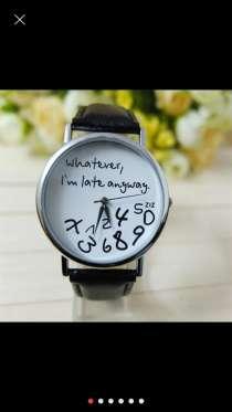 Часы наручные, кварц / абсолютно новые, в Москве