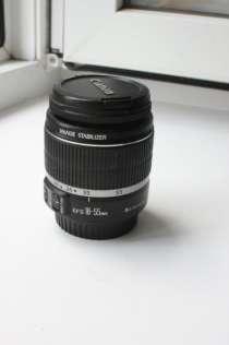 объектив для фотоаппарата Canon EF-S 18-55 IS, в Магнитогорске