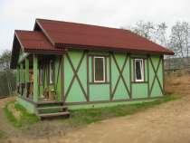 продам новый дом с баней и гаражом на порогах ояти, в Санкт-Петербурге