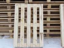 Поддон (паллет) деревянный новый 800х1200мм , в Искитиме