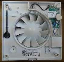 Вентилятор SILENT-100 CRZ Silver Design-3C, таймер, в Нижнем Новгороде