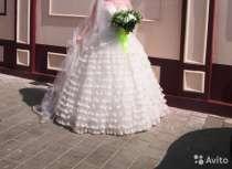 продаю платье свадебное., в Краснодаре