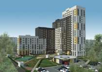 1-комнатная квартира, Карбышева, 40,92 м2, ЖБИ-3, в Казани