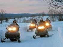 Катание и прокат снегоходов, в Барнауле