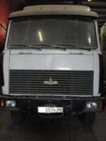 Изотермический фургон МАЗ, в Нижневартовске