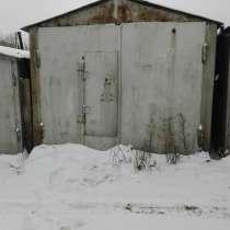 металлический гараж, в Кемерове