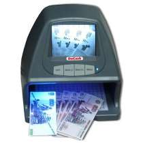 Детектор банкнот DoCash DVM BIG, в Краснодаре