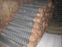 Сетка рабица оцинкованная для забора, в Твери