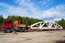 Аренда трала.перевозки негабаритных грузов, в Новосибирске