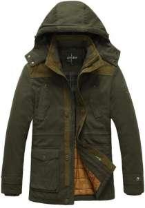 Куртка демисезонная AFS JEEP цвет хаки, новая, в Калуге