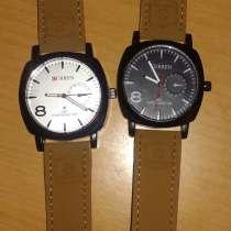 Мужские кварцевые часы Curren в наличии, в Новосибирске
