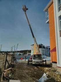 Автовышка 15 метров в аренду, в Екатеринбурге