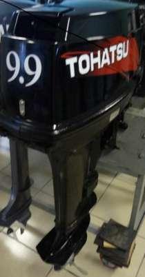 Продам отличный лодочный мотор TOHATSU 9,9, S , (381 мм),, в Владивостоке