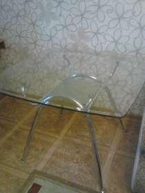 Стеклянный обеденный стол, Чемодан на колесиках в стиле Brbs, в Ижевске