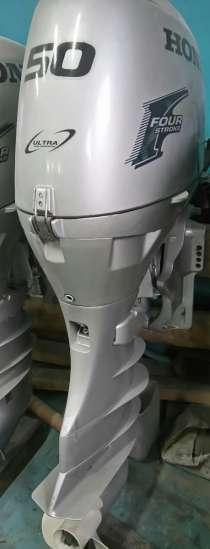 Продам лодочный мотор HONDA BF 50, в Владивостоке