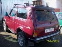 Автомобиль НИВА, в Серове
