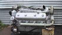 Двигатель на КрАЗ ЯМЗ-238НБ turbo в комплекте, в Новосибирске