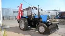 Экскаватор-бульдозер ЭО2621 на базе трактора Беларус-82 (мтз, в Перми