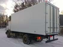 Изготовление и ремонт фургонов грузовых автомобилей, в Екатеринбурге