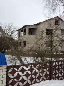 Коттедж Беларусь 55% готовность, в Новосибирске