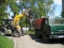 Вывоз строительного и бытового мусора самосвалами , в Барнауле