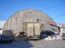 Продам нежилое здание с земельным участком.  Ангар арочного , в Челябинске