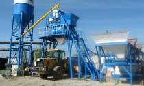 бетонный завод HZS35, в Владивостоке