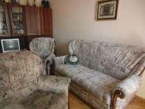 Раскладной диван с двумя креслами, в Воронеже