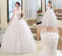 В наличии! Шикарные свадебные платья, НОВЫЕ, 4 шт. Не дорого, в Ижевске