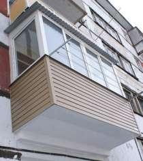 Обшивка балконов,установка крыш.. Мир Окон г.Чебоксары, в Чебоксарах
