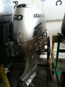 Продам лодочный мотор HONDA 50 , нога L (508 мм), из Японии, в Владивостоке