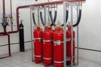 Вывезу баллоны,станции газового пожаротушения,огнтушит, в Москве