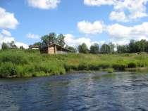 участок 25 сот на порогах реки оять 1 линия, в Санкт-Петербурге